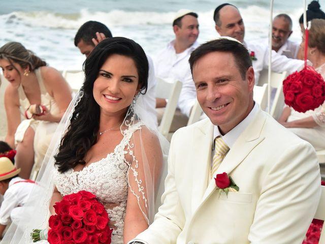 El matrimonio de Alejandro y Beatriz en Santa Marta, Magdalena 10