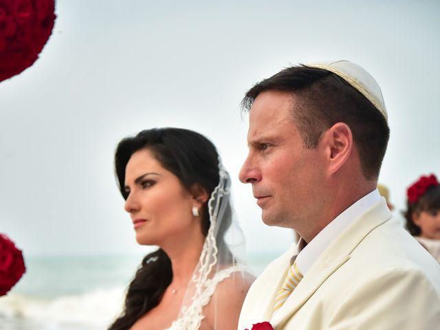 El matrimonio de Alejandro y Beatriz en Santa Marta, Magdalena 14