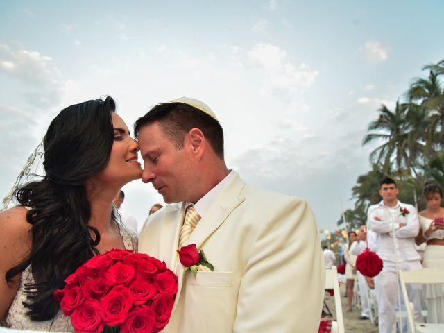 El matrimonio de Alejandro y Beatriz en Santa Marta, Magdalena 17
