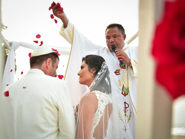 El matrimonio de Alejandro y Beatriz en Santa Marta, Magdalena 18
