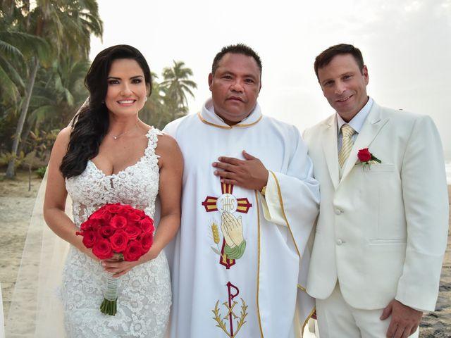 El matrimonio de Alejandro y Beatriz en Santa Marta, Magdalena 19