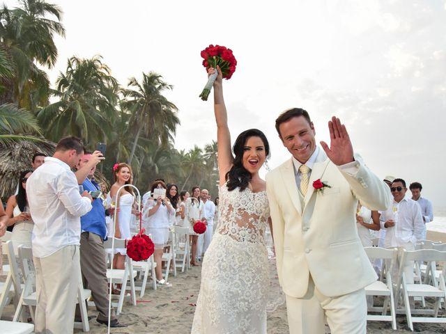 El matrimonio de Alejandro y Beatriz en Santa Marta, Magdalena 20
