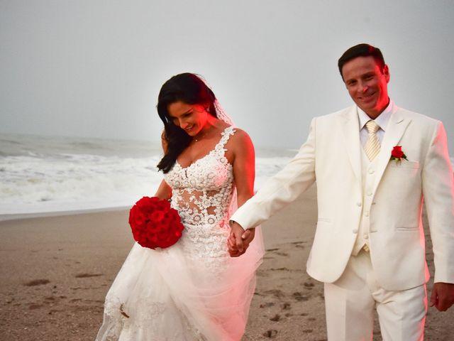 El matrimonio de Alejandro y Beatriz en Santa Marta, Magdalena 24