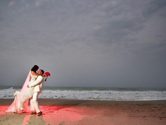 El matrimonio de Alejandro y Beatriz en Santa Marta, Magdalena 25