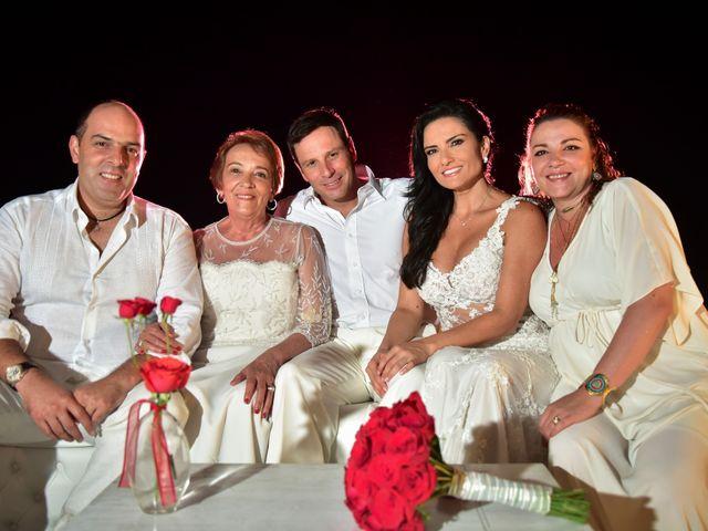 El matrimonio de Alejandro y Beatriz en Santa Marta, Magdalena 35