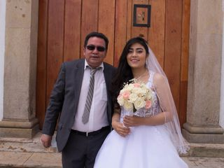 El matrimonio de Jennyfer y juan garcía 1