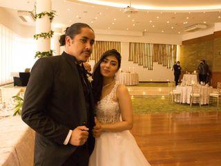 El matrimonio de Jennyfer y juan garcía