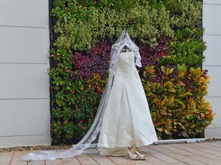 El matrimonio de Angélica y Frank 2