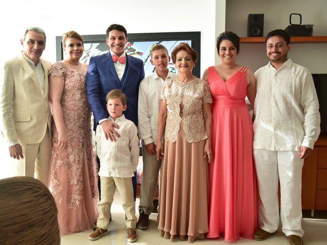 El matrimonio de José y Karen en Santa Marta, Magdalena 14