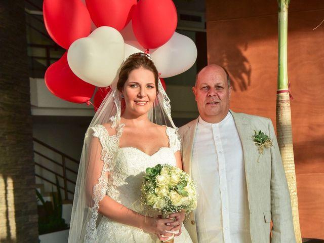 El matrimonio de José y Karen en Santa Marta, Magdalena 32
