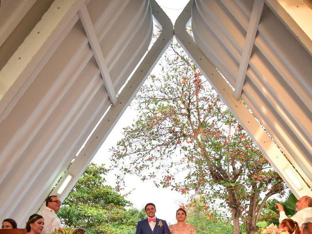 El matrimonio de José y Karen en Santa Marta, Magdalena 35