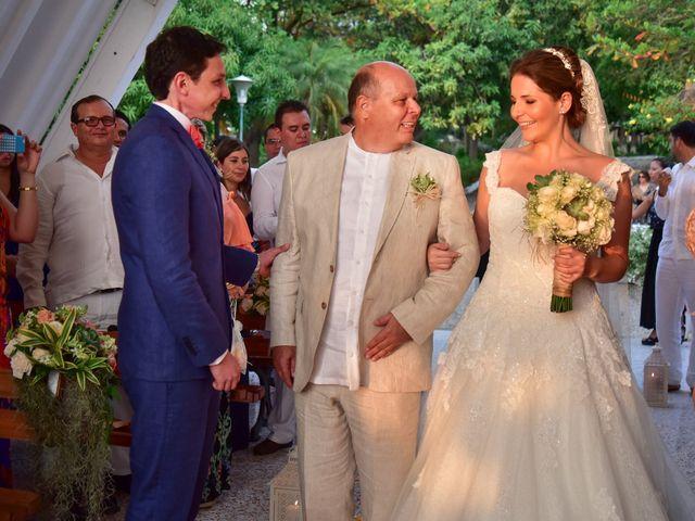 El matrimonio de José y Karen en Santa Marta, Magdalena 38