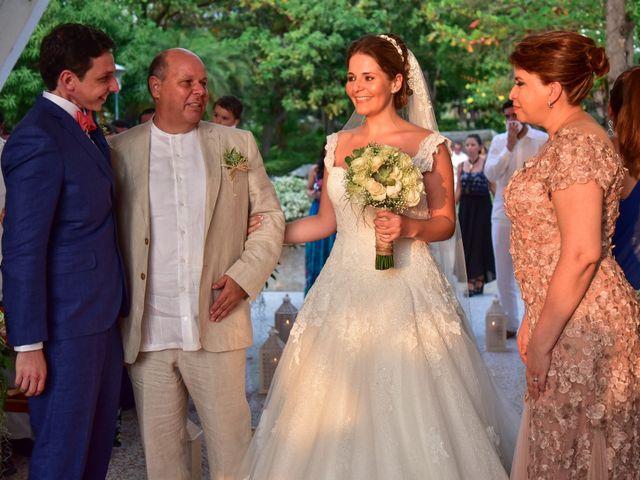 El matrimonio de José y Karen en Santa Marta, Magdalena 39