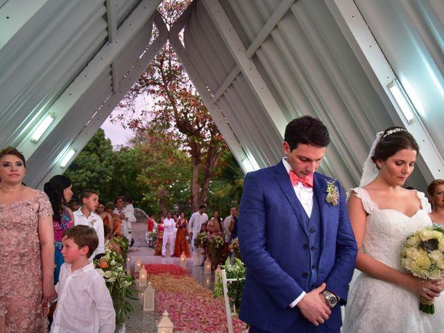 El matrimonio de José y Karen en Santa Marta, Magdalena 61