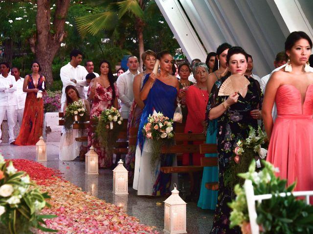 El matrimonio de José y Karen en Santa Marta, Magdalena 62