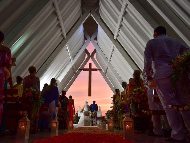 El matrimonio de José y Karen en Santa Marta, Magdalena 65