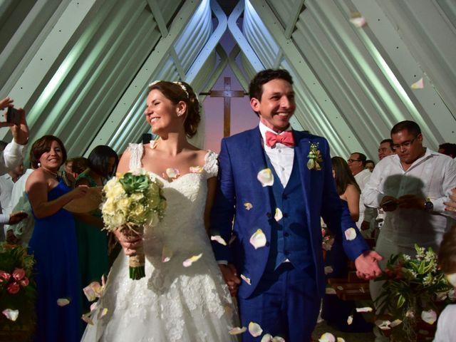El matrimonio de José y Karen en Santa Marta, Magdalena 70