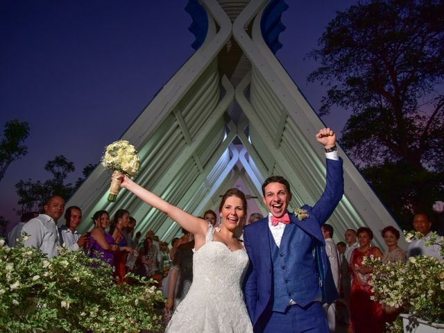 El matrimonio de Karen y José