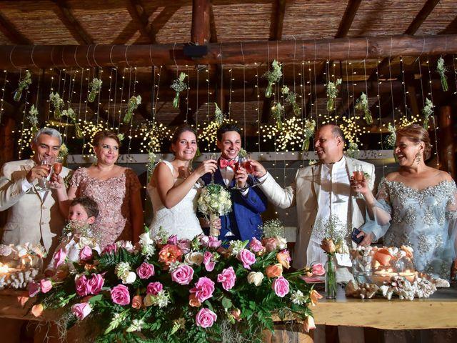 El matrimonio de José y Karen en Santa Marta, Magdalena 87