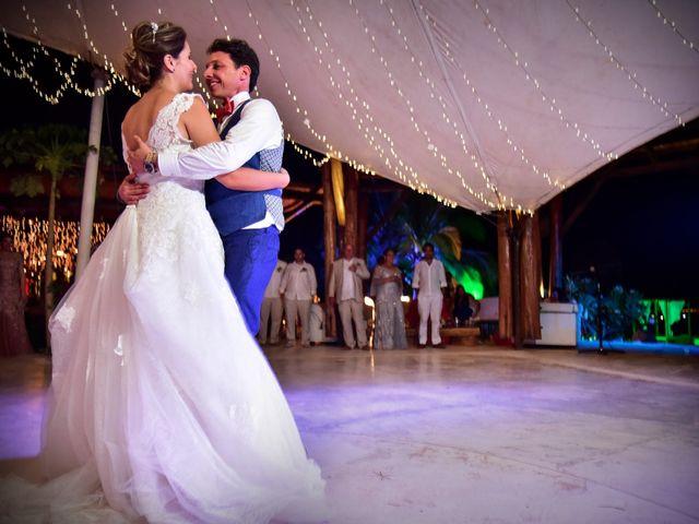 El matrimonio de José y Karen en Santa Marta, Magdalena 92