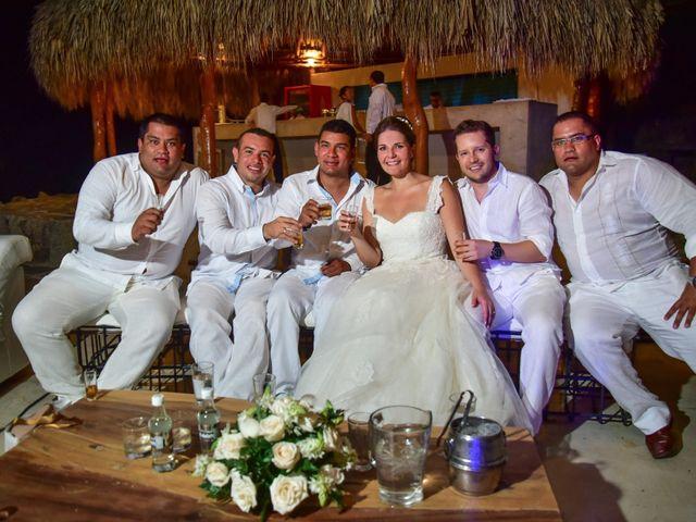El matrimonio de José y Karen en Santa Marta, Magdalena 96