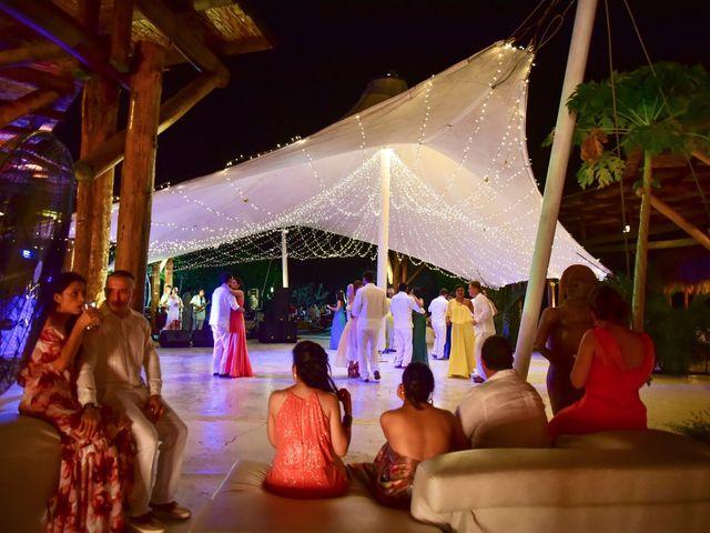 El matrimonio de José y Karen en Santa Marta, Magdalena 101