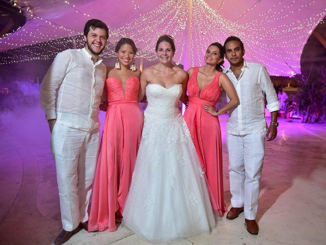 El matrimonio de José y Karen en Santa Marta, Magdalena 102