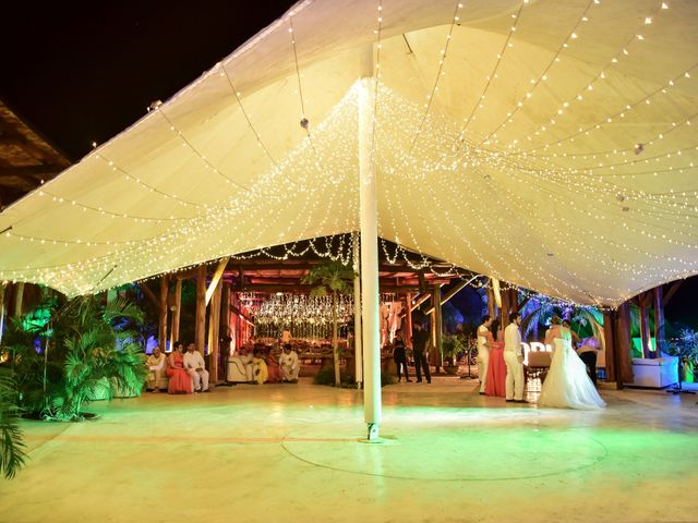 El matrimonio de José y Karen en Santa Marta, Magdalena 103