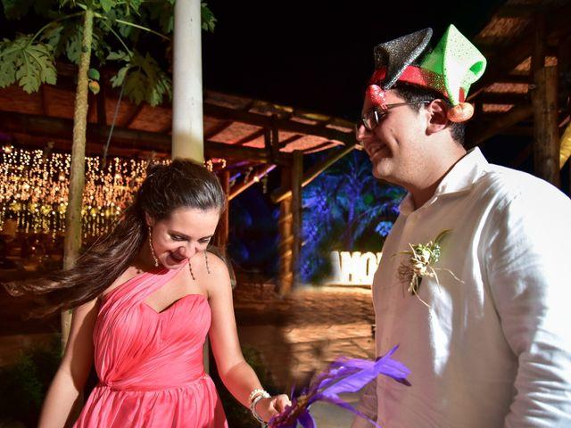 El matrimonio de José y Karen en Santa Marta, Magdalena 110
