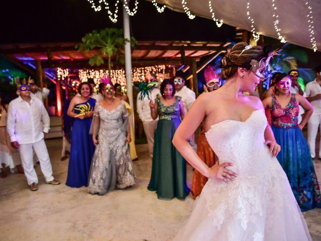 El matrimonio de José y Karen en Santa Marta, Magdalena 117