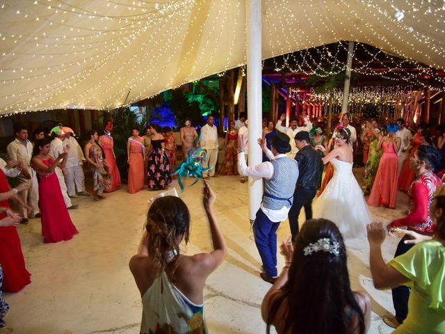 El matrimonio de José y Karen en Santa Marta, Magdalena 118
