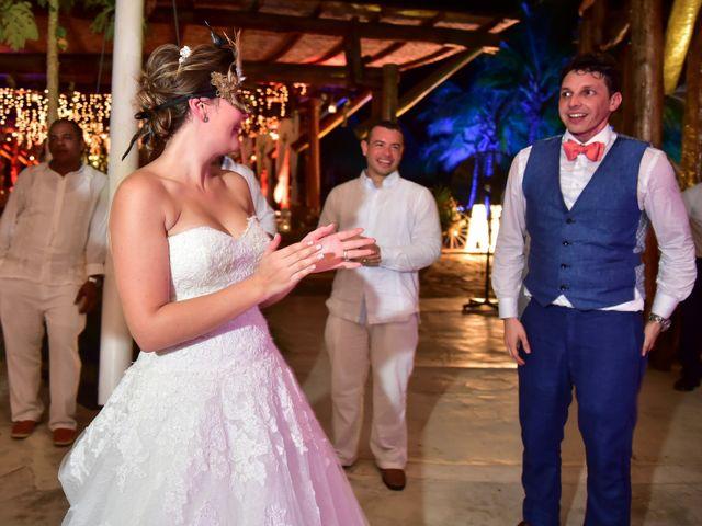 El matrimonio de José y Karen en Santa Marta, Magdalena 134