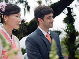 El matrimonio de Hiomy y Carlos