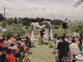 El matrimonio de Alejandra y Andrés 1