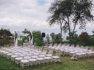 El matrimonio de Alejandra y Andrés 3