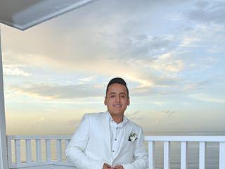 El matrimonio de Andrés y Margarita 3