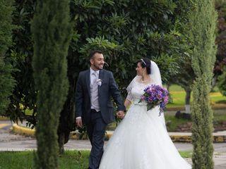 El matrimonio de Angélica y Fidel 1