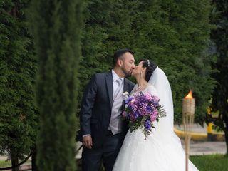El matrimonio de Angélica y Fidel 3