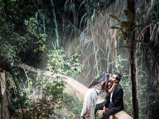 El matrimonio de Nathalia y Fabián 2