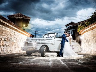 El matrimonio de Nathalia y Fabián