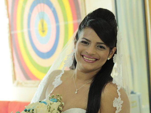 El matrimonio de Alexander y Karen en Cartagena, Bolívar 16