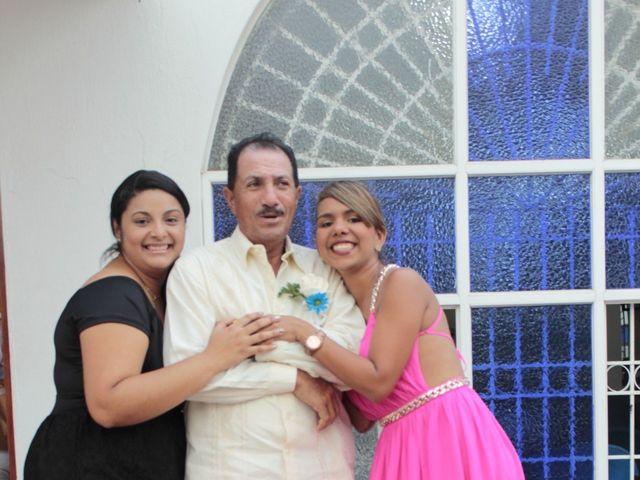 El matrimonio de Alexander y Karen en Cartagena, Bolívar 25