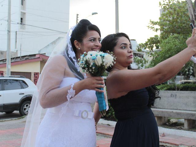 El matrimonio de Alexander y Karen en Cartagena, Bolívar 29