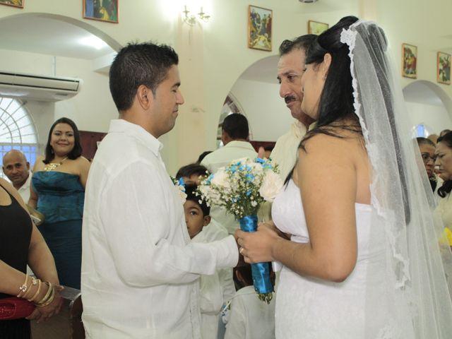 El matrimonio de Alexander y Karen en Cartagena, Bolívar 31