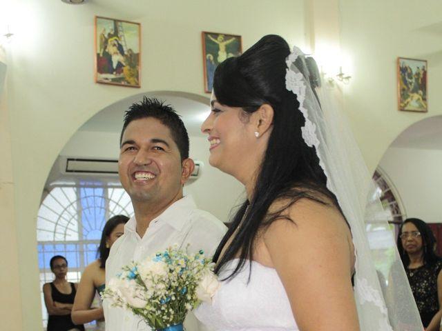 El matrimonio de Alexander y Karen en Cartagena, Bolívar 32