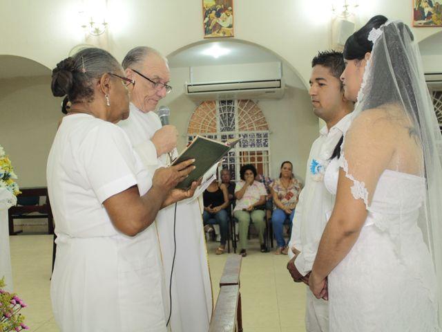 El matrimonio de Alexander y Karen en Cartagena, Bolívar 34