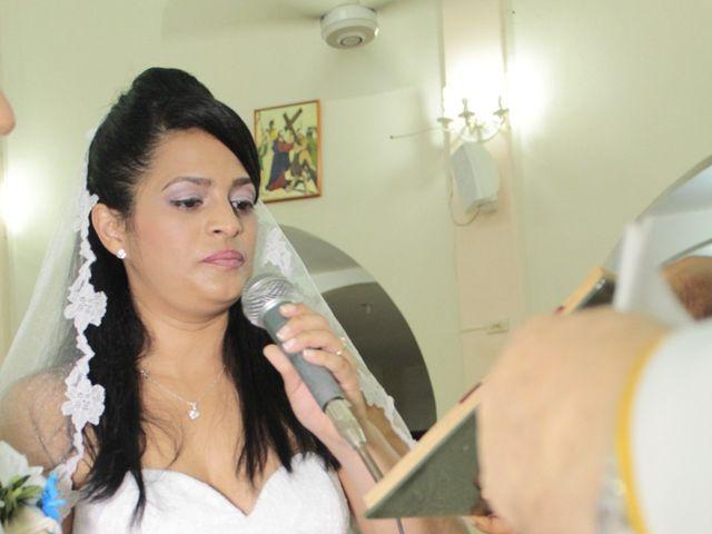 El matrimonio de Alexander y Karen en Cartagena, Bolívar 36