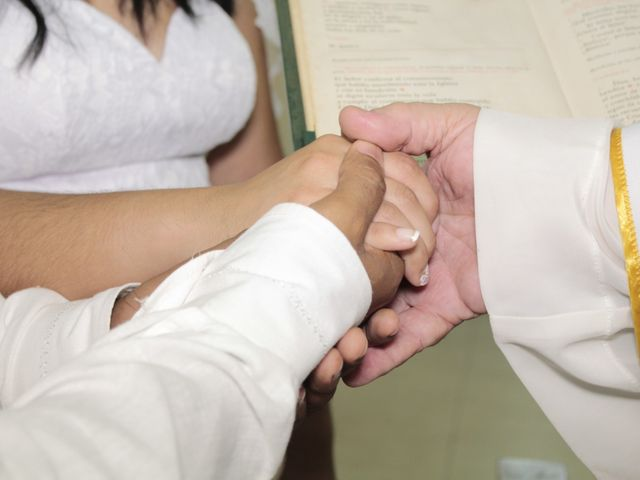 El matrimonio de Alexander y Karen en Cartagena, Bolívar 37