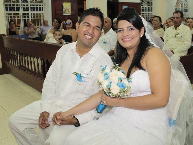 El matrimonio de Alexander y Karen en Cartagena, Bolívar 40