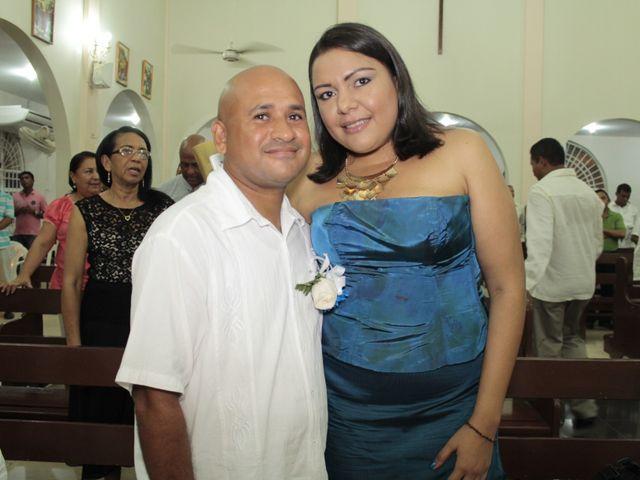 El matrimonio de Alexander y Karen en Cartagena, Bolívar 41